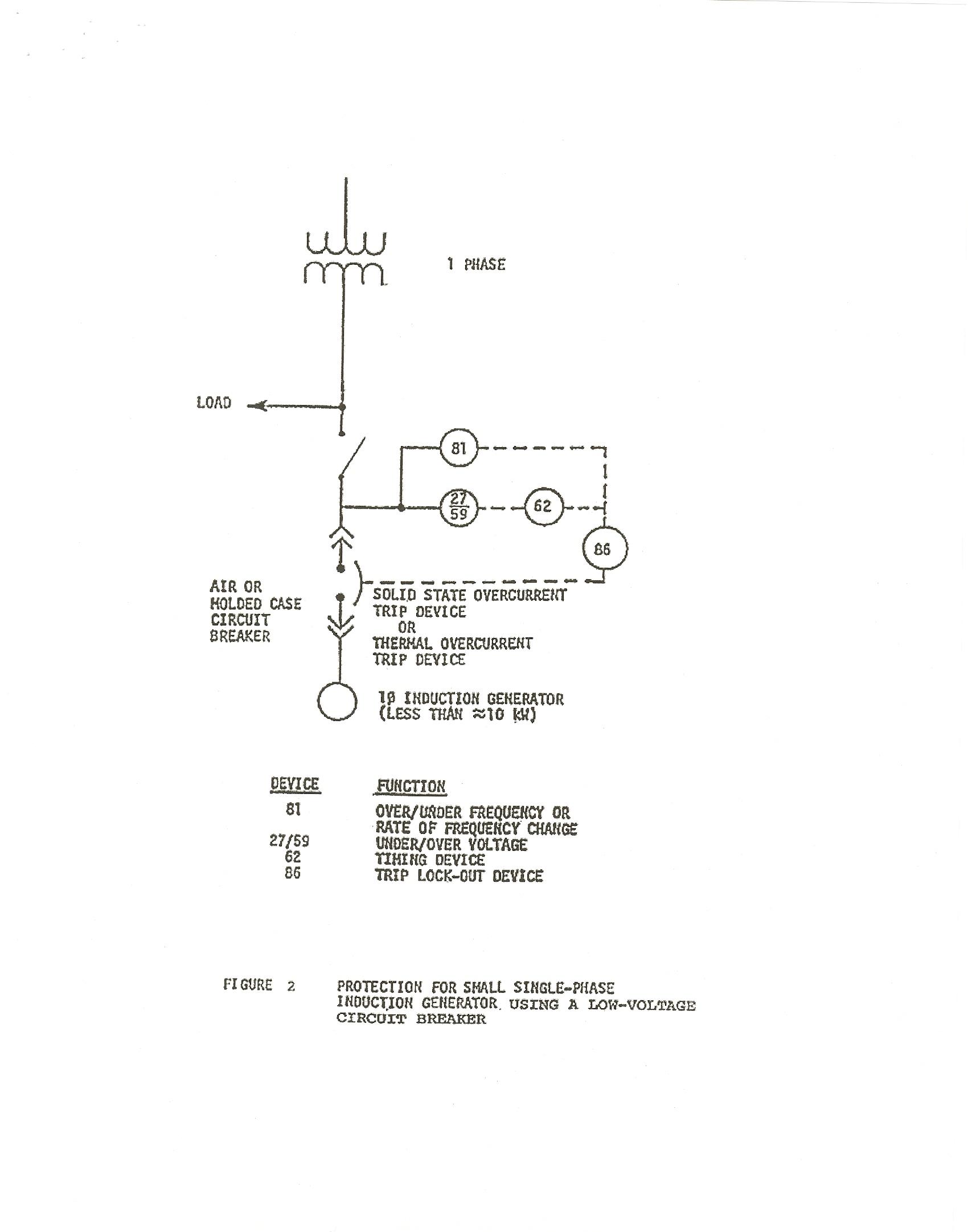 Single Phase Generator Wiring Diagram Single Phase Contactor Wiring